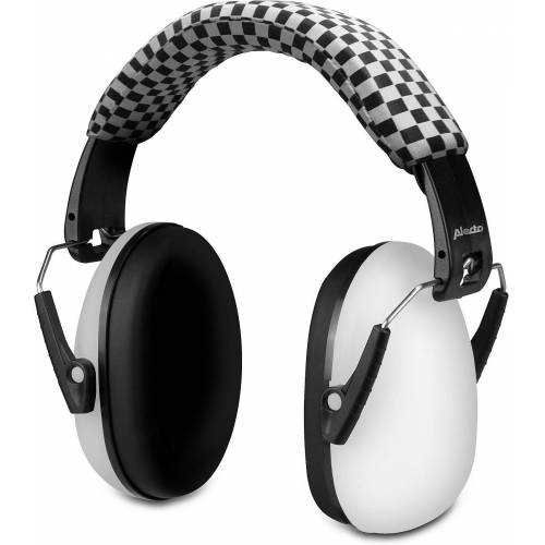 Alecto »Gehörschutz für Kinder BV-71BW« Kinder-Kopfhörer, weiß