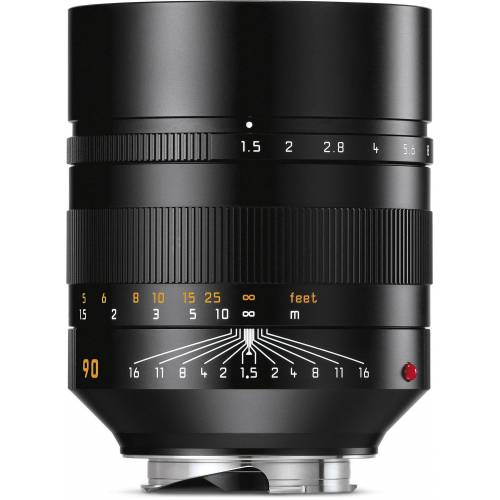 Leica »Summilux-M 90mm f1,5 Asph.« Objektiv