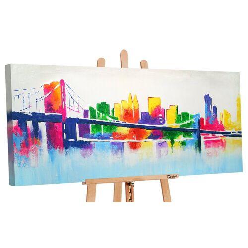 ART YS-Art Gemälde »Avantgarde 050«