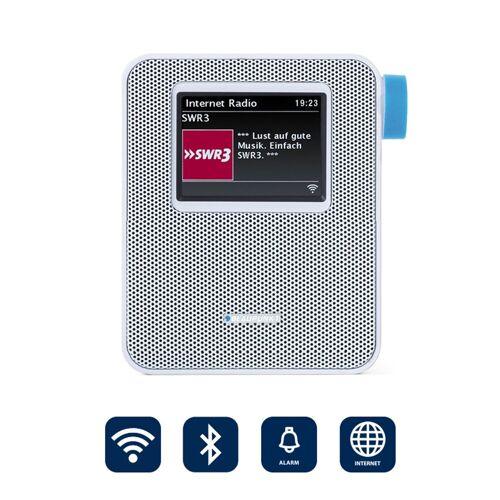Blaupunkt »PIB 100 WH« Radio (Internetradio, Internet Steckdosenradio mit Bluetooth Streaming)