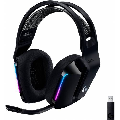 Logitech G »G733 LIGHTSPEED Wireless RGB« Gaming-Headset (WLAN (WiFi)