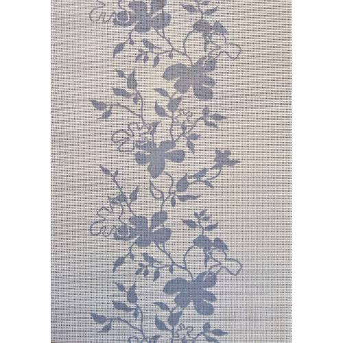 """Friedola Tischläufer »Garten-Tischläufer """"Flowers"""", 40x150 cm«, hellgrau"""
