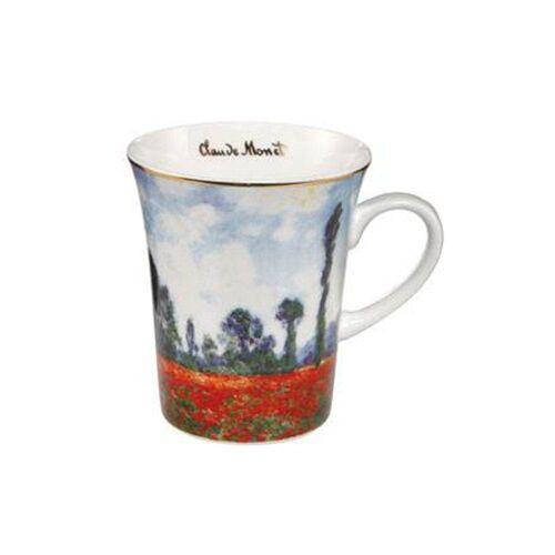 Goebel Becher »Mohnfeld Artis Orbis Claude Monet«