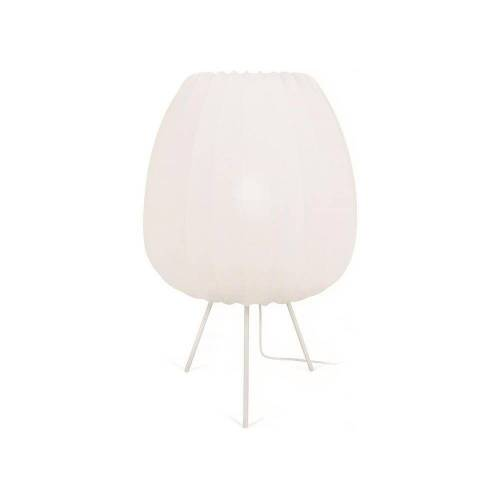 Licht-Trend Stehlampe »Muse M 70cm Weiß«