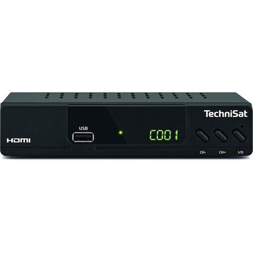 TechniSat »HD-C 232 SAT-Receiver schwarz« SAT-Receiver