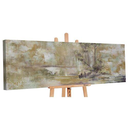 ART YS-Art Gemälde »Entspannung PS054«