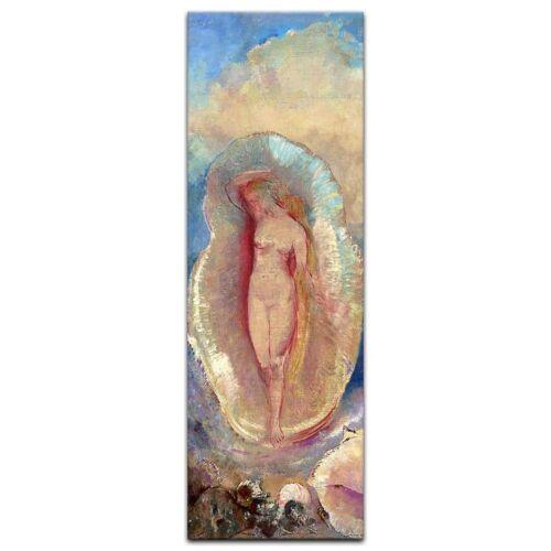 Bilderdepot24 Leinwandbild, Odilon Redon - Geburt der Venus