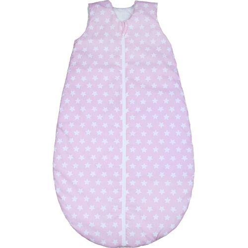 Odenwälder Babyschlafsack »Ganzjahres-Schlafsack, Forest Gr. 90cm«, pink