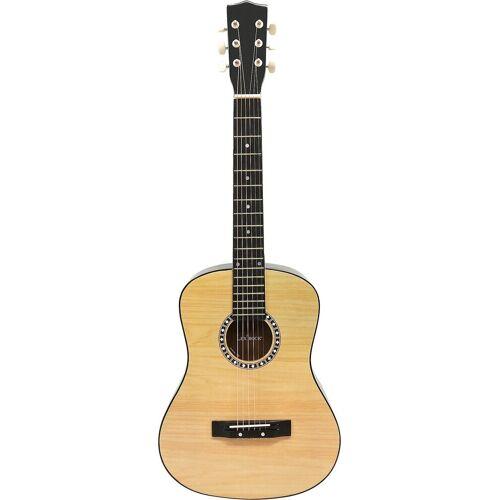Lexibook® Saiten »Akustische Holzgitarre, 91 cm«