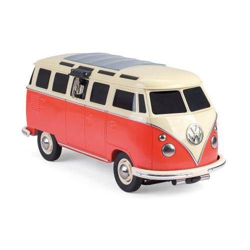 VW Collection by BRISA Outdoor-Flaschenkühler Fahrbare Kühlbox/-kiste VW Bulli T1