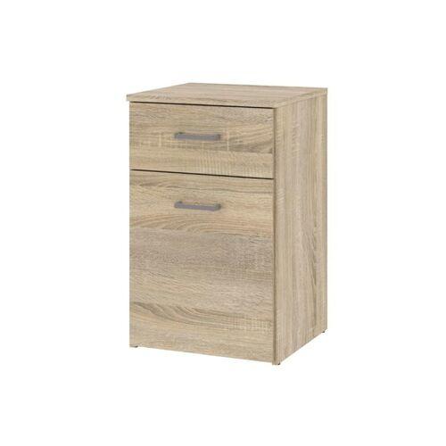 ebuy24 Nachttisch »Spell Nachttisch 1 Türen und 1 Schublade riviera E«