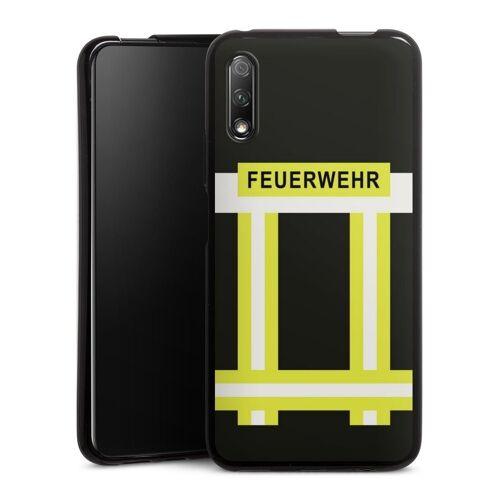 DeinDesign Handyhülle »Feuerwehr« Huawei Honor 9X, Hülle Feuerwehr Feuerwehrmann Beruf