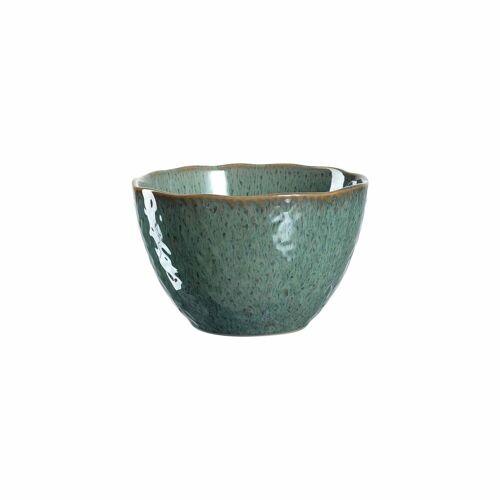 LEONARDO Schale »MATERA Keramikschale 24 cm grün«, Keramik, (1-tlg)