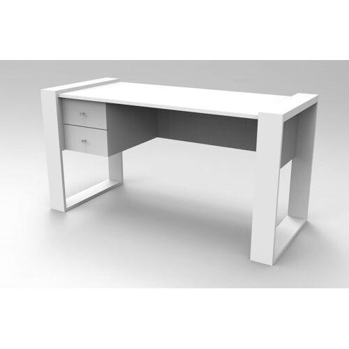 moebel17 Schreibtisch »Schreibtisch Lord Weiß«