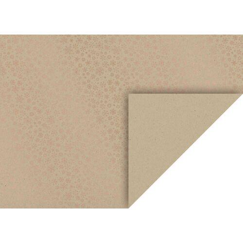 VBS Motivpapier »Kristalle«, 70 cm x 50 cm, Kupfer