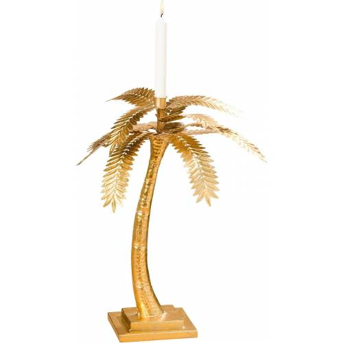 "BOLTZE Kerzenständer »Kerzenständer ""Palme"" L39 x B39 x H48 cm«"