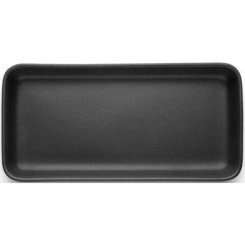 Eva Solo Servierplatte »Nordic Kitchen Servierplatte schwarz 12 x 24 cm«