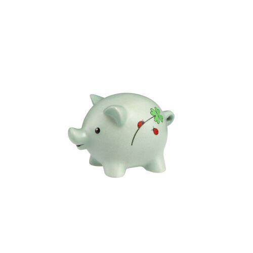 Goebel Dekofigur »Glücksschwein Glücksschwein«, Dekorationsfigur, Sau viel Glück