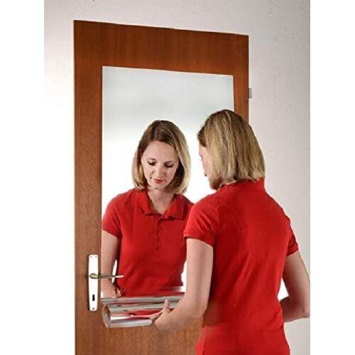 JOKA international Fensterfolie »Spiegelfolie«, , Glatt, selbstklebend, spiegelnd