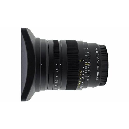 Tokina »FiRIN 20mm 2.0 FE MF« Objektiv
