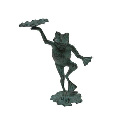 HTI-Line Dekofigur »Dekofigur Frosch« (1 Stück), Gartendeko
