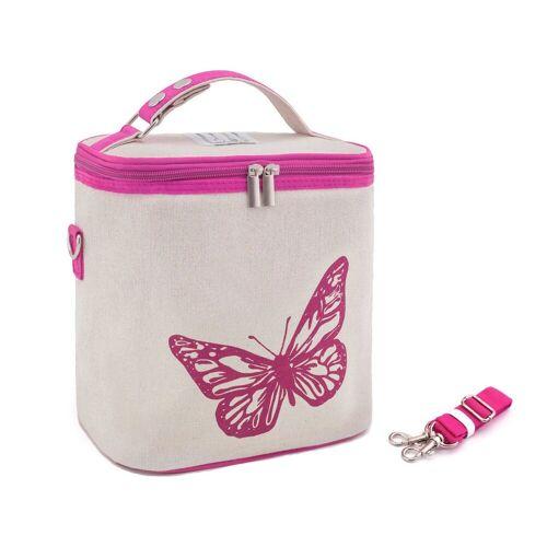 PRECORN Picknickkorb »Mini Kühltasche Klein Kühlbox Lunch Tasche Picknick-Tasche Beach Bag Lunch Box Picknicktasche Isoliertasche«