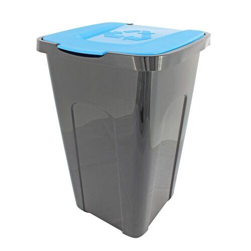 Centi Mülltrennsystem »Abfalltonne«, Blau