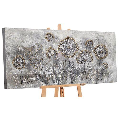 ART YS-Art Gemälde »Frühlingsblumen PS090«
