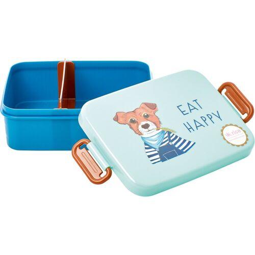 """rice Lunchbox »Lunchbox """"Hund"""", L18,5 x B13 x H6,3 cm«"""