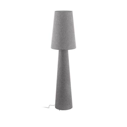 Licht-Trend Stehlampe »Stehlampe Cariac 2-flg. 143cm Grau«