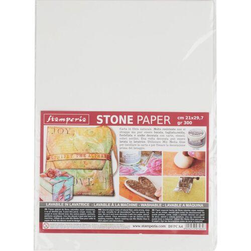 Stamperia Bastelkartonpapier, reißfest