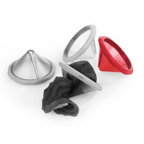 GEFU Spiralschneider »Spiralschneider Rösli«, Rot