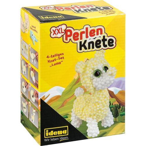 Idena Knete »Perlen-Knete Lama, 4-tlg.«