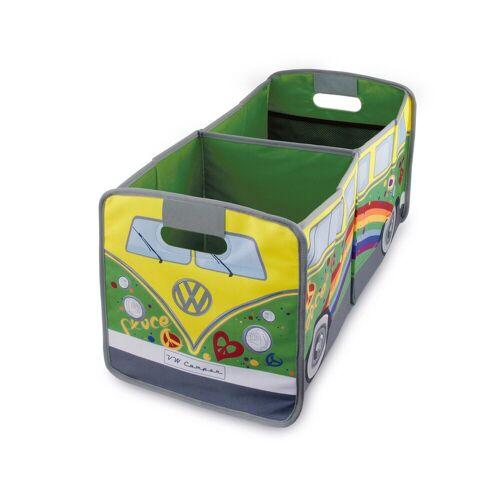 VW Collection by BRISA Faltbox »VW Bulli T1«, Organizer für den Kofferraum, Peace