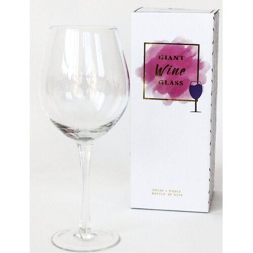 GIFT REPUBLIC Rotweinglas »Riesen Weinglas 0,75l«