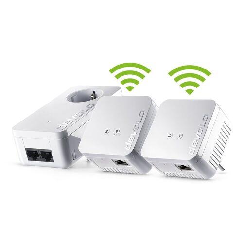 Devolo »2 x dLAN® 550 WiFi, 1 x dLAN® 550 duo+« WLAN-Repeater