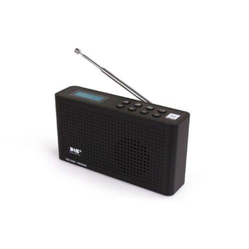 Opticum Red »Ton 3« Digitalradio (DAB) (Digitalradio (DAB), 2 W), weiß
