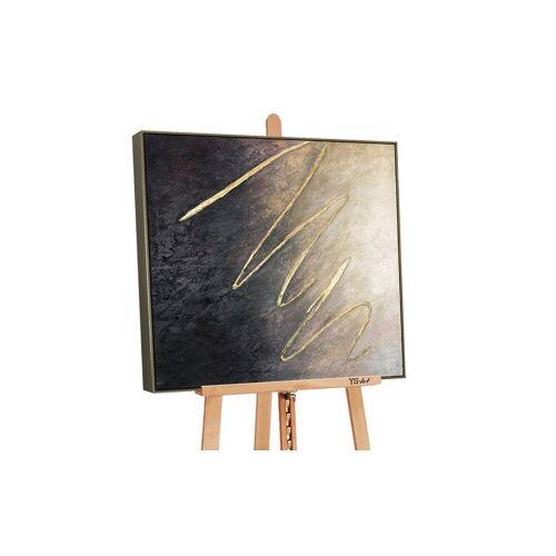 ART YS-Art Gemälde »Zwischen den Sternen DL004«