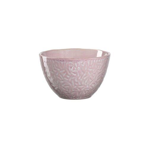 LEONARDO Schale »MATERA Keramikschale 15,3 cm rosa«, Keramik, (1-tlg)