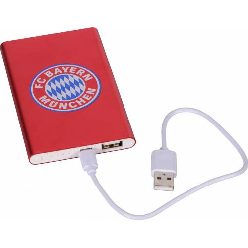 FC Bayern »Powerbank « USB-Ladegerät