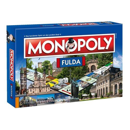 Winning Moves Spiel, Brettspiel »Monopoly Fulda«