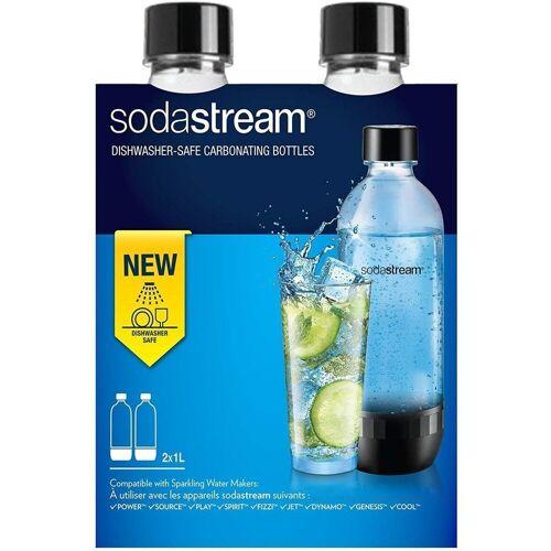 SodaStream Wasserfilter Tritan-Flasche Duopack 1 Liter