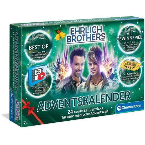 Clementoni® Adventskalender »Ehrlich Brothers, Adventskalender der Magie«