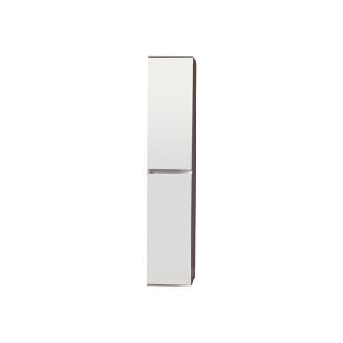 ebuy24 Kleiderschrank »Minor Kleiderschrank 2 Türen, weiss, Spiegel.«