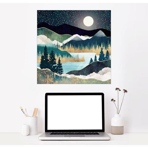 Posterlounge Wandbild, Sternensee