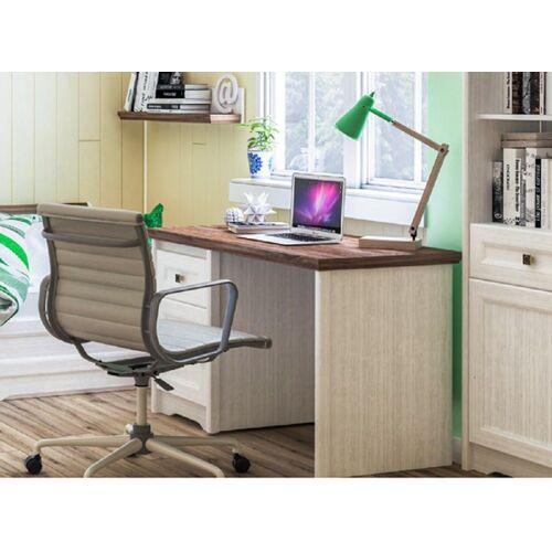Feldmann-Wohnen Schreibtisch »TIVOLI«, romantischer Landhausstil