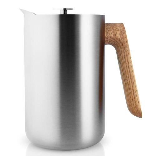 Eva Solo Kaffeebereiter Nordic Kitchen Stempelkanne mit Isolierwirkung 1,0 Liter