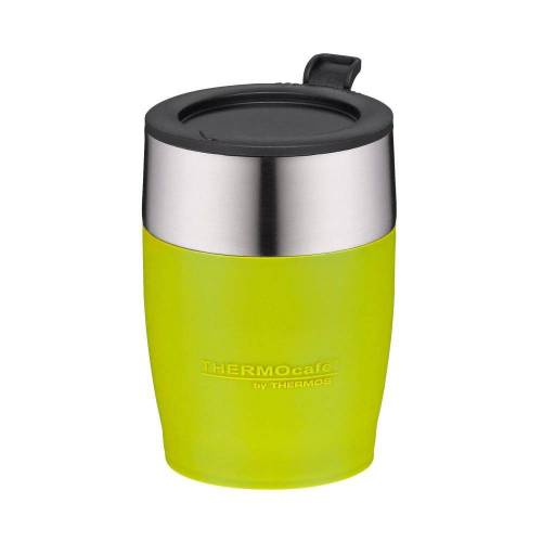 Thermos Tasse »ThermoCafé DeskCup Lime 0.25 L«