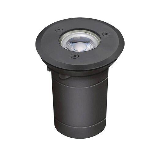 s.LUCE LED Gartenleuchte »Level Edelstahl rund IP54«