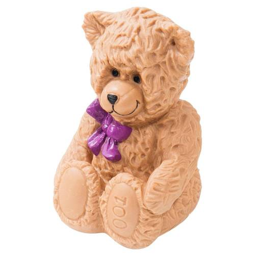HMF Spardose »489«, Teddybär mit Schlüssel, 11,5 x 17 x 11,5 cm
